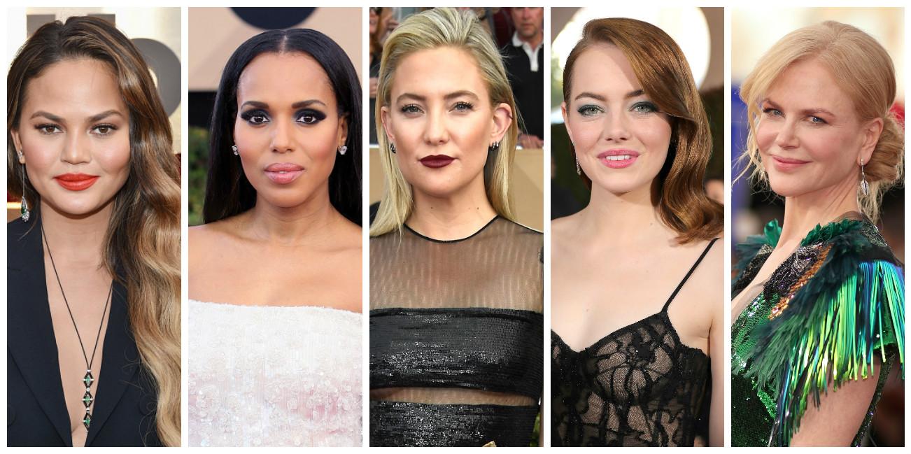 Лучшие бьюти-образы звезд на премии Гильдии киноактеров SAG Awards