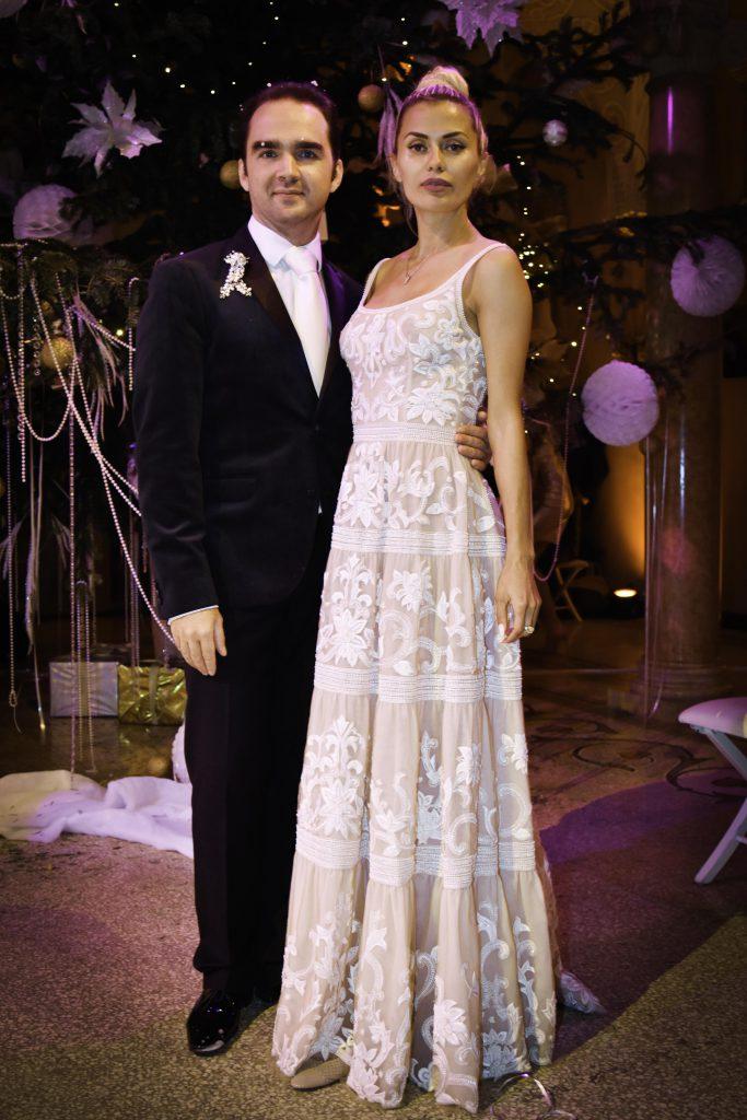 Дмитрий Гришин и Виктория Боня