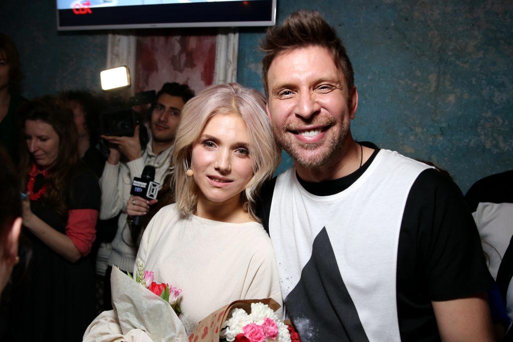 Ирина Тонева и Арчи