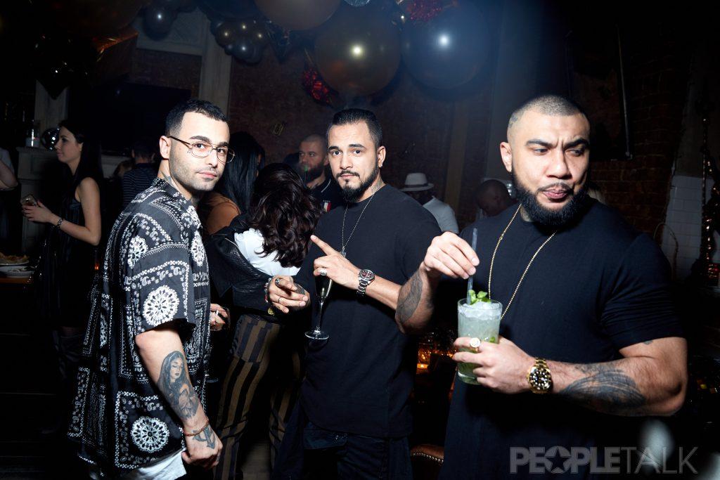 Kan, Natan и MC Doni