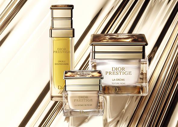 Гамма средств Texture Riche, созданная специально для защиты кожи от губительного воздействия низких температур, Dior