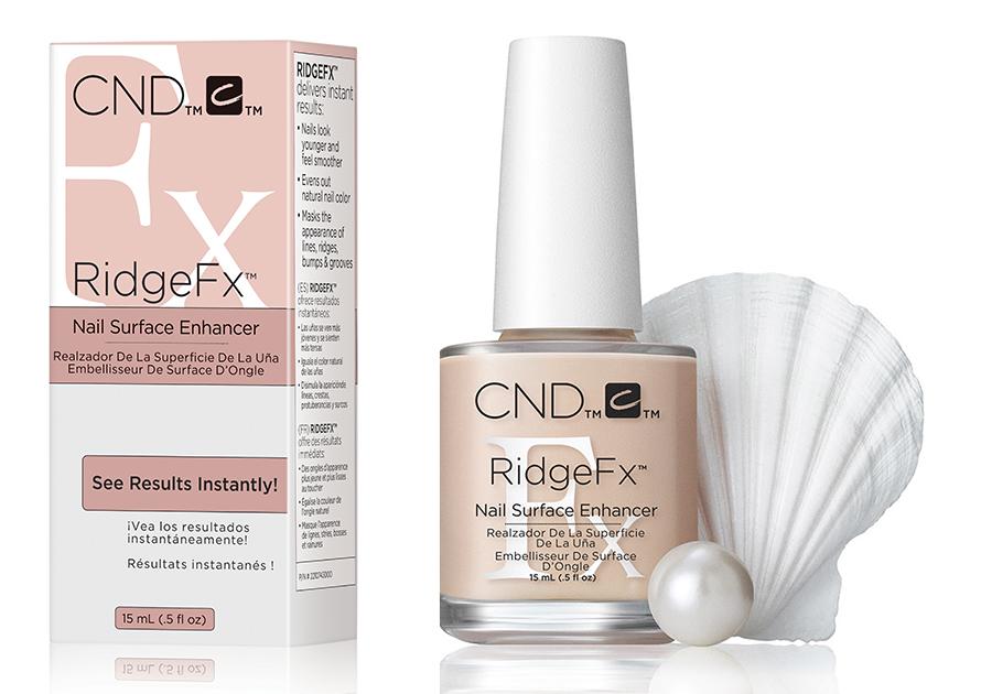 Выравнивающее покрытие для натуральных ногтей RidgeFX™, CND