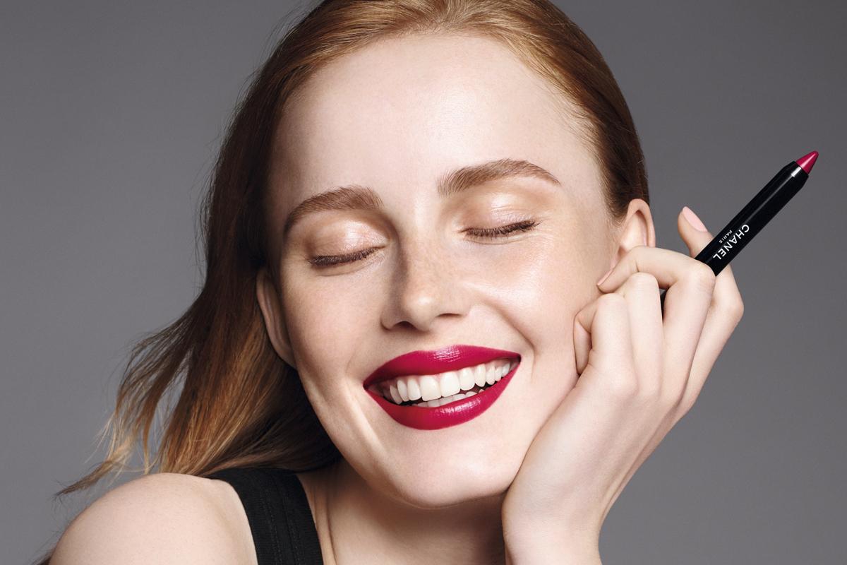 Стойкая помада-карандаш для губ Le Rouge Crayon De Couleur, Chanel