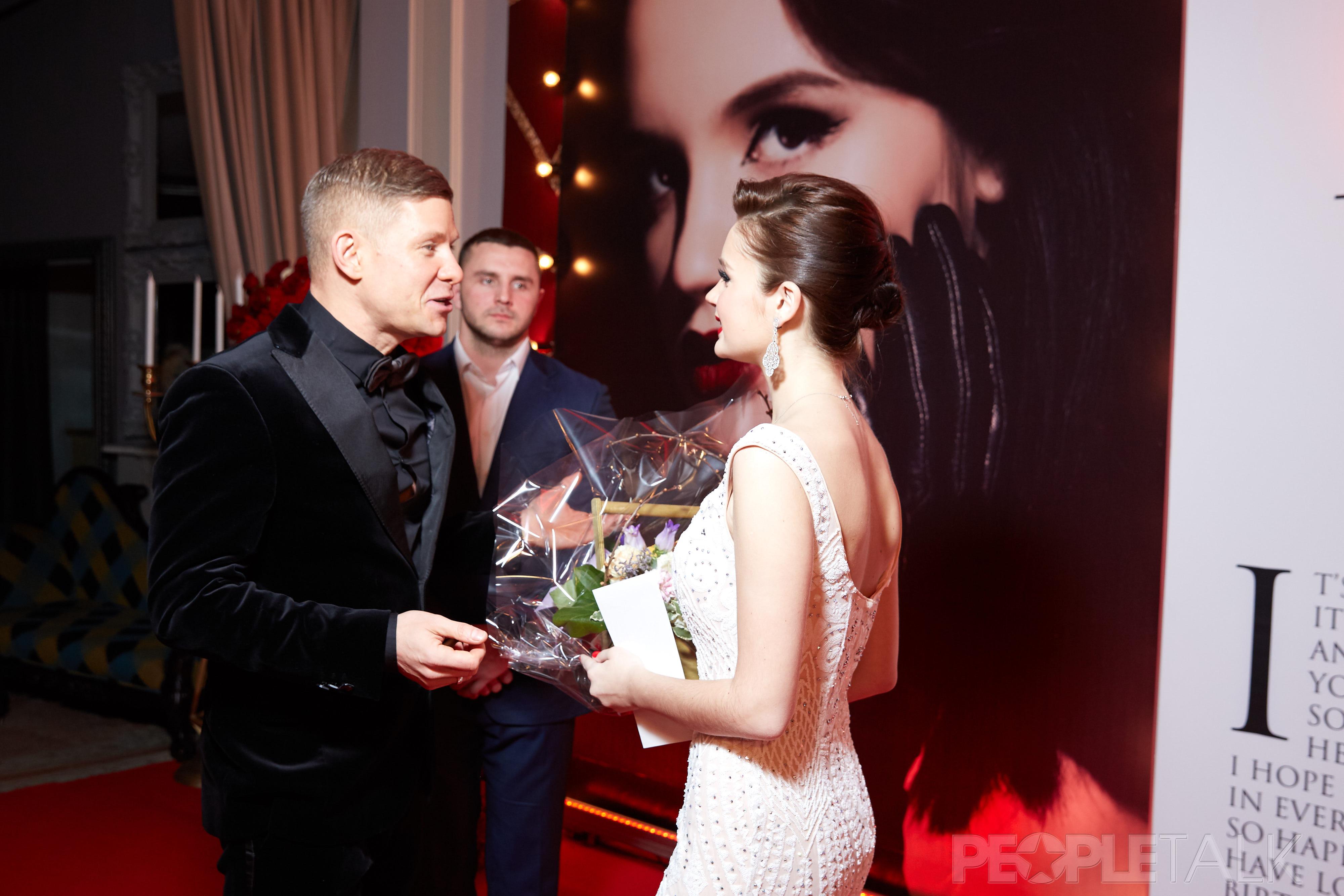Митя Фомин и Александра Морозова