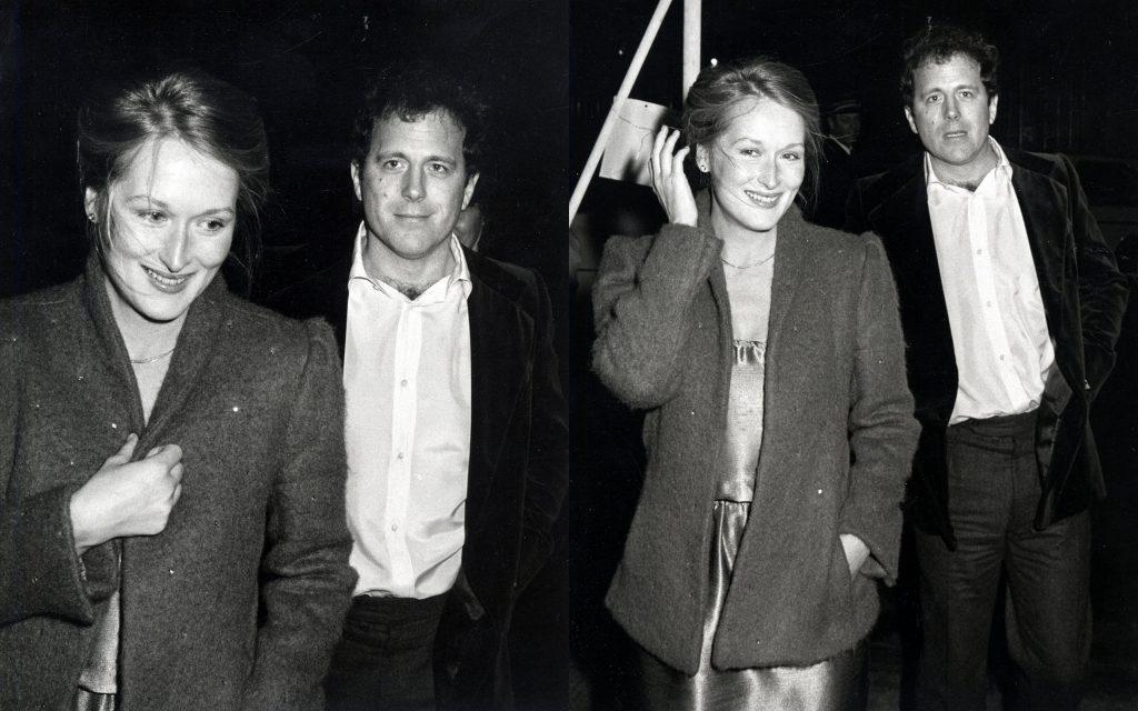 Мерил Стрип и Дон Гаммер в 80-е