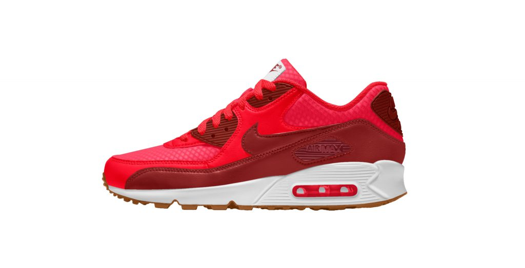 Собственный дизайн кроссовок Nike с инициалами на сайте Nike.com, от 8 000 р.