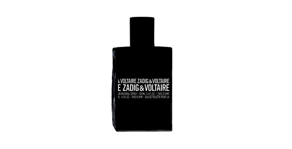 Туалетная вода Zadig & Voltaire This is him!, 3 499 р. (letu.ru)