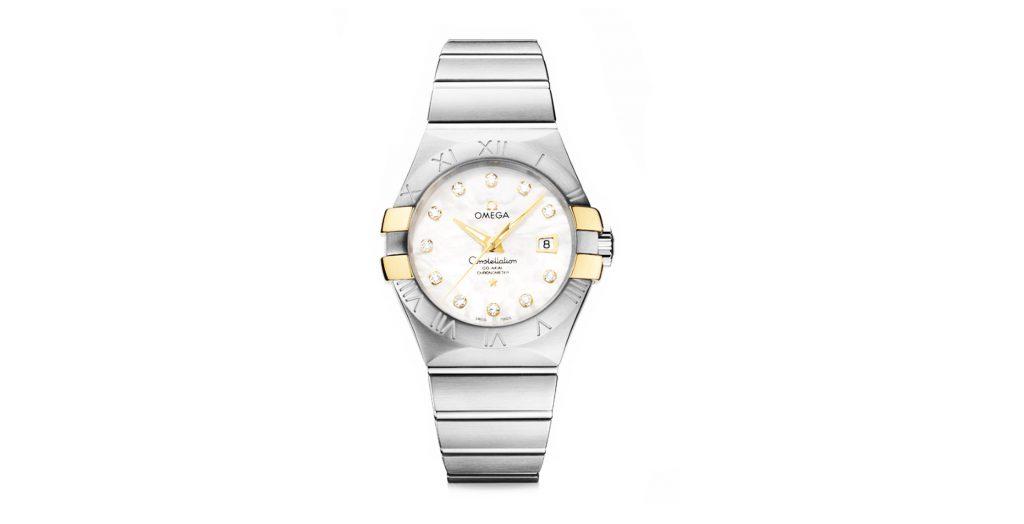 Часы Omega, цена по запросу (omegawatches.com)