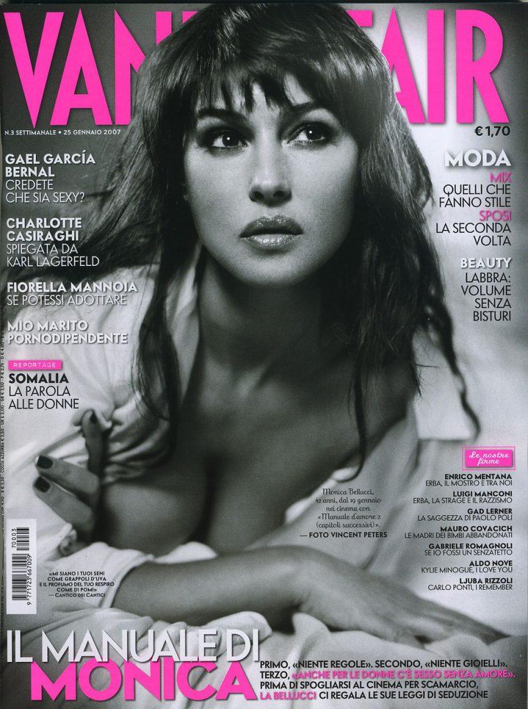 Vanity Fair, сентябрь 2007