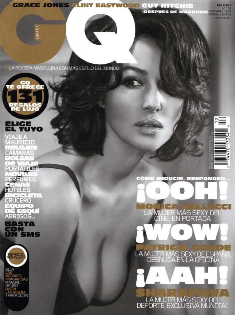 GQ Испания, ноябрь 2008
