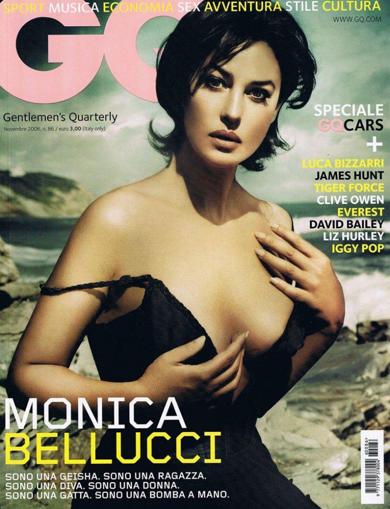 GQ Италия, ноябрь 2006