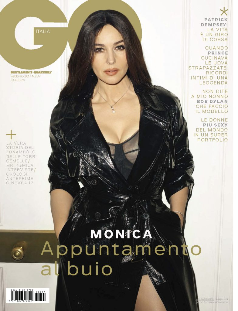 GQ Италия, февраль 2017
