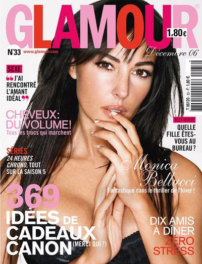 Glamour, декабрь 2006