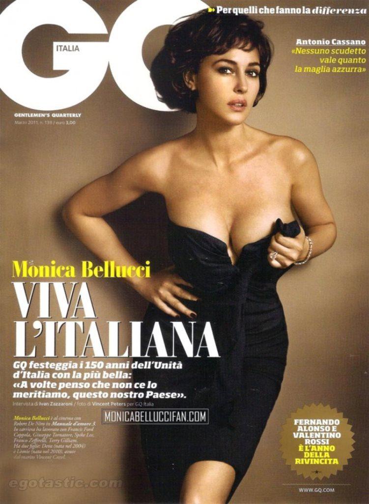 GQ Италия, март 2011