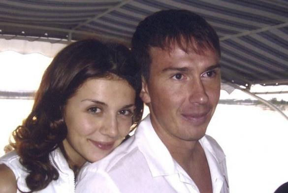 Анна Седокова и Валентин Белькевич