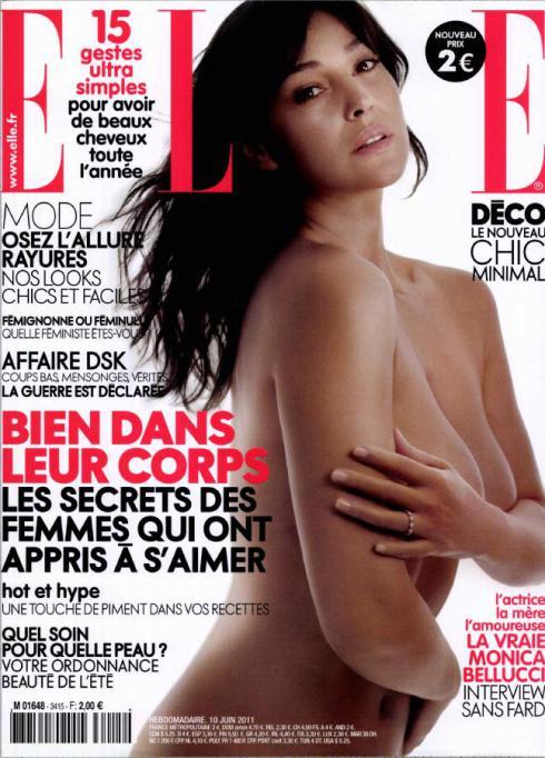 Elle Франция, июль 2011
