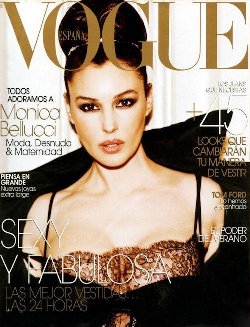 Vogue Испания, июнь 2005