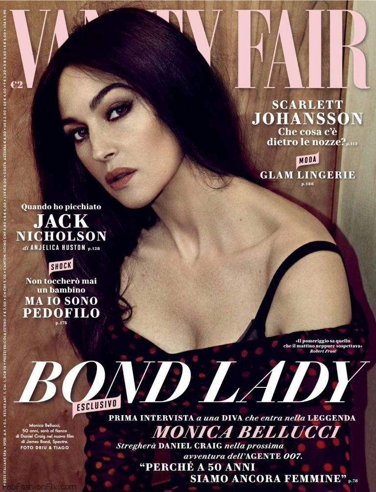Vanity Fair Италия, декабрь 2014