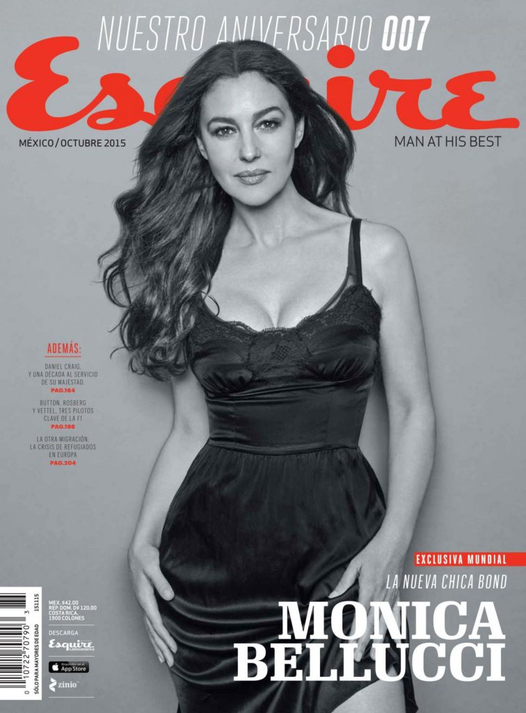 Esquire Мексика, октябрь 2015