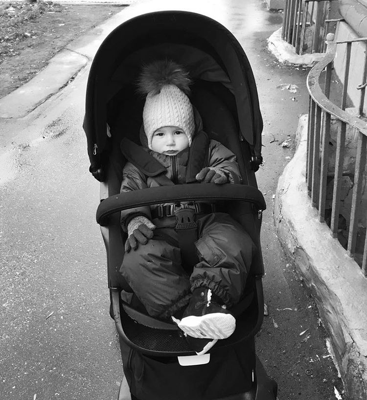 малышка Оливия