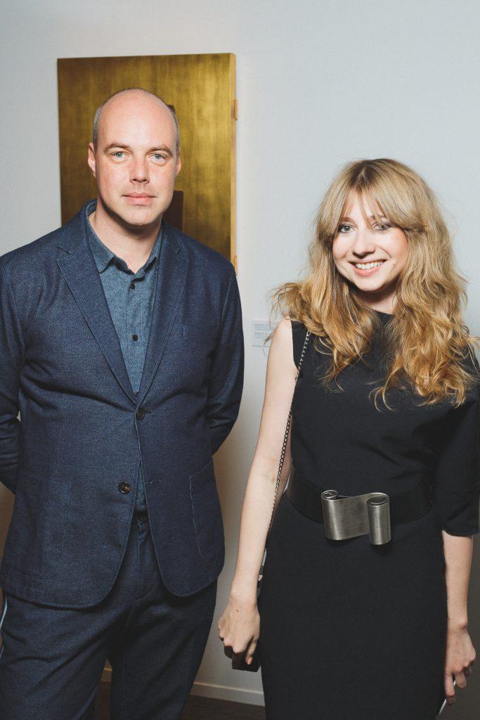 Евгений Егоров и Кристина Краснянская