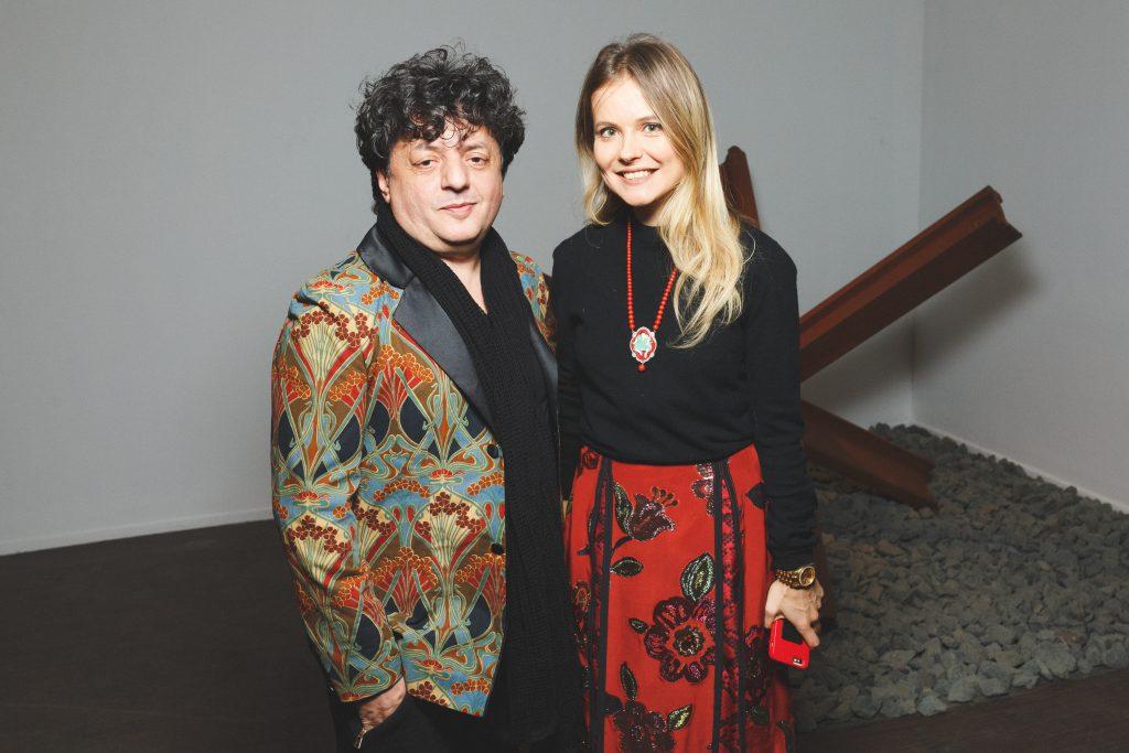 Армен Ерицян и Эльвира Тарноградская