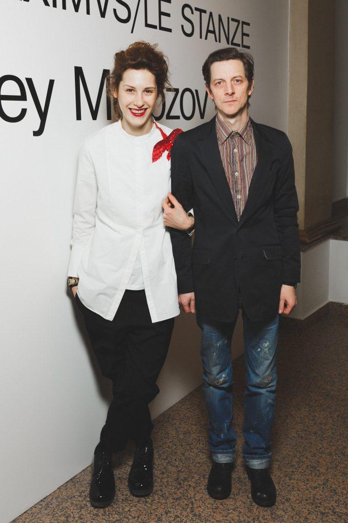 Ирина Горбачева и Григорий Калинин