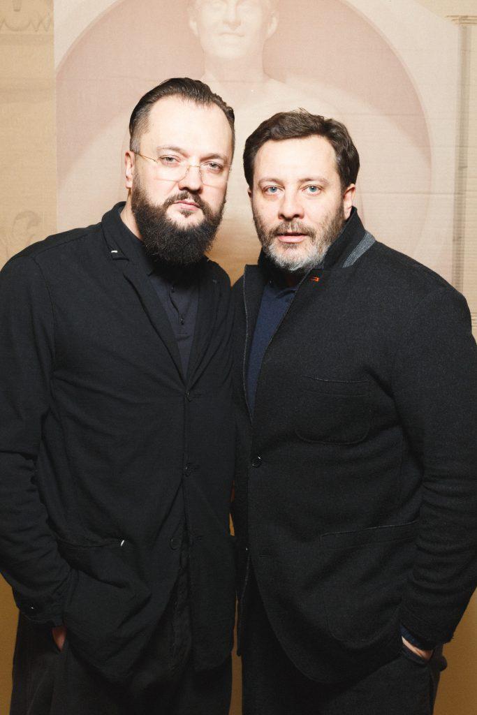 Алексей Морозов и Сергей Минаев