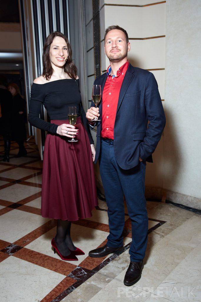 Анастасия Жаркова и Максим Балайчук