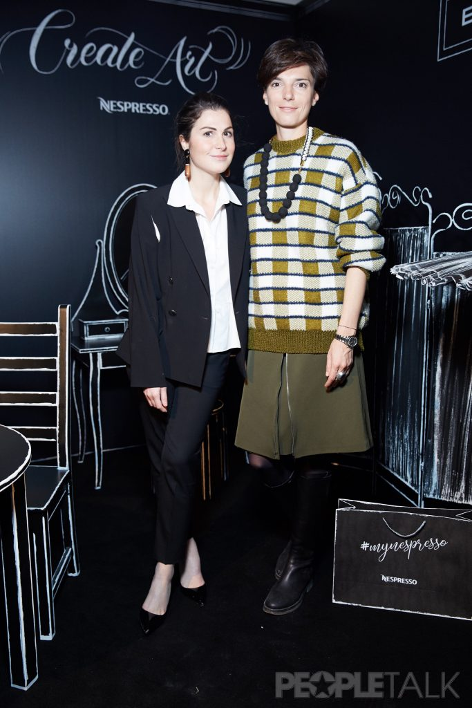 Лаура Джугелия и Татьяна Степаненко