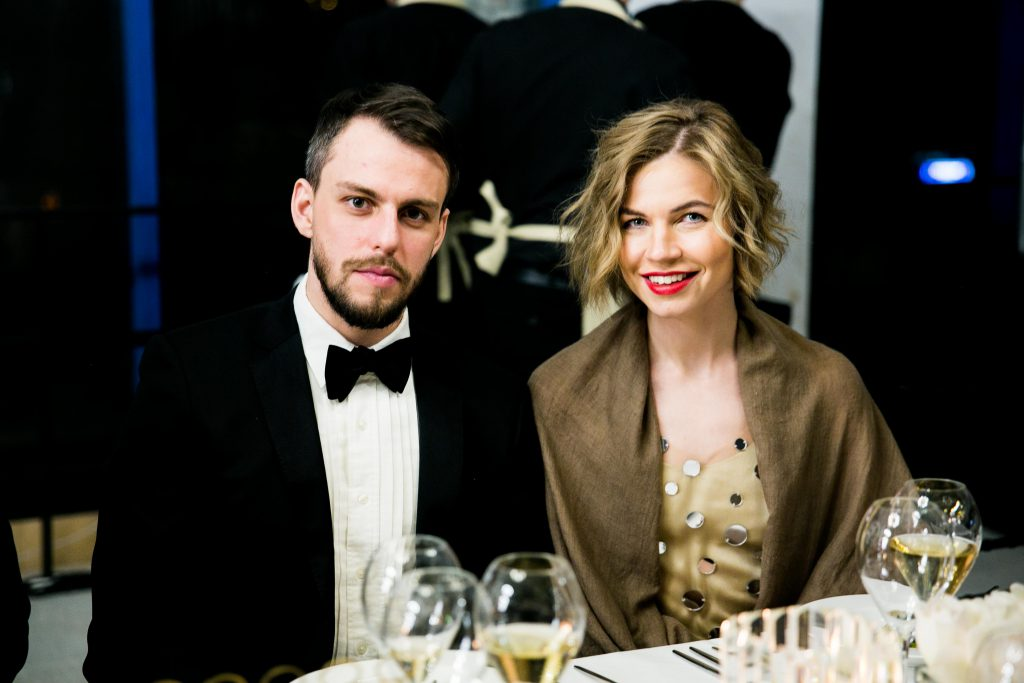 Илья Сачков и Ксения Тараканова