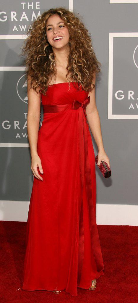 Шакира (2007) - Carolina Herrera