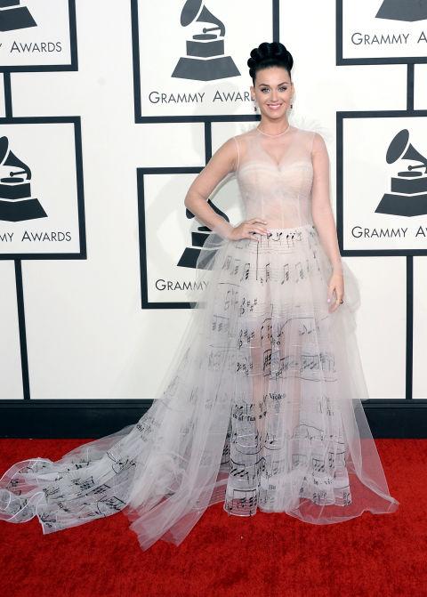 Кэти Перри (2014) - Valentino Haute Couture