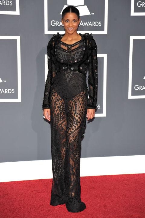 Сиара в Givenchy (2010)