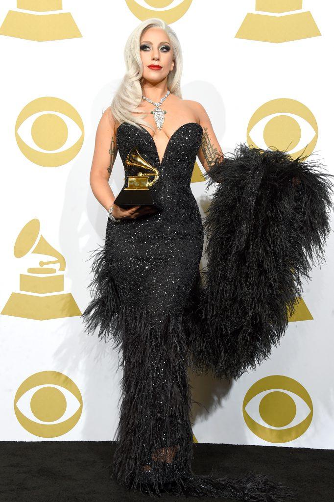 Леди Гага (2015) - Brandon Maxwell