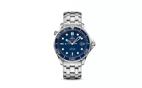 Часы Omega Seamaster, цена по запросу, бутик Omega