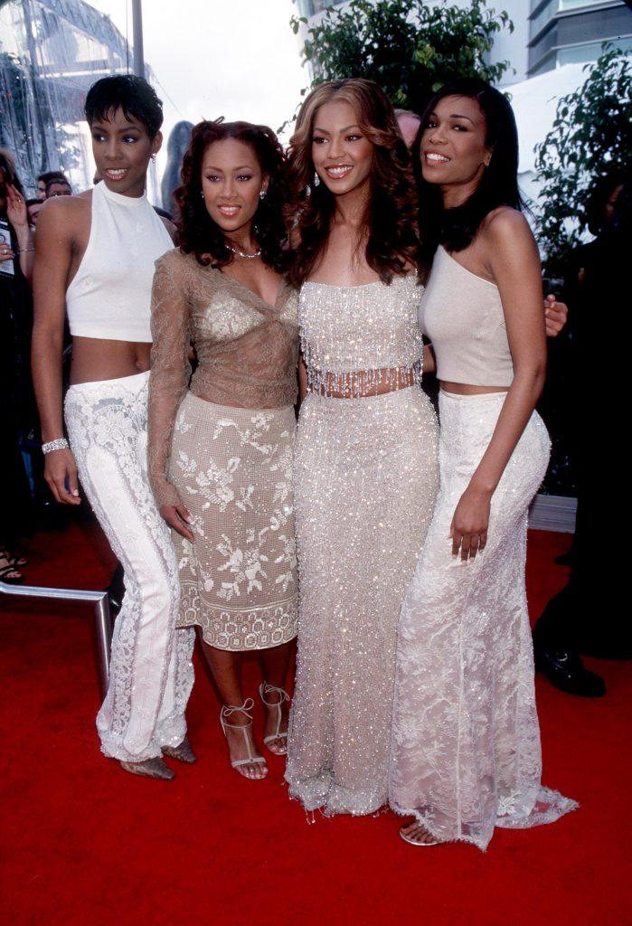 Бейонсе в составе группы Destiny's Child, 2000