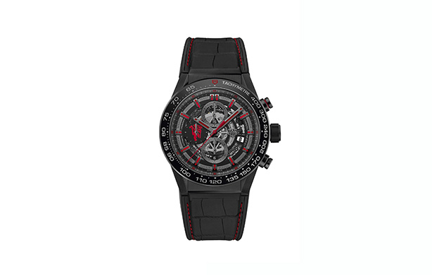 Часы TAG Heuer Carrera Heuer 01 Manchester United, цена по запросу