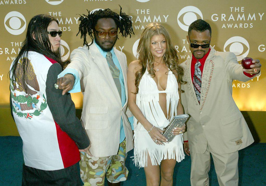 Группа Black Eyed Peas, 2004
