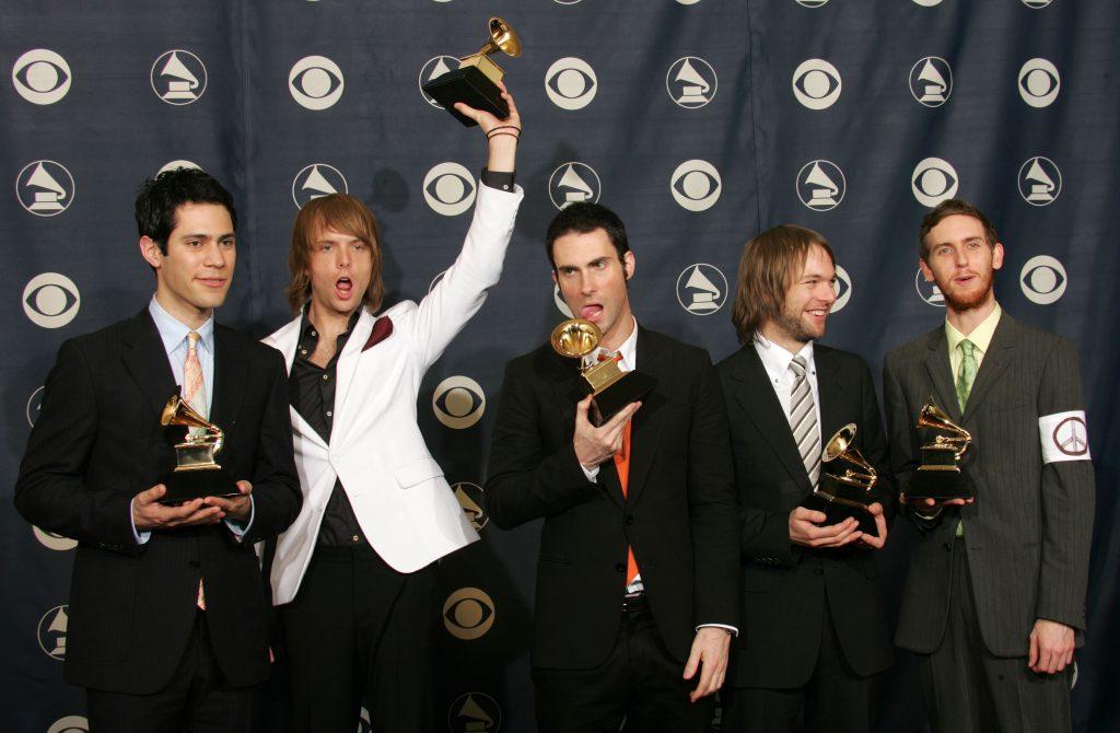 Группа Maroon 5, 2005