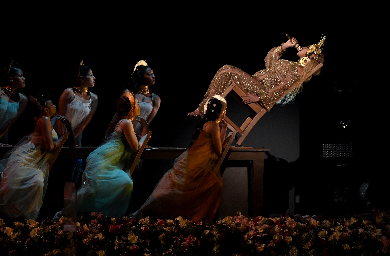 Бейонсе на «Грэмми-2017»