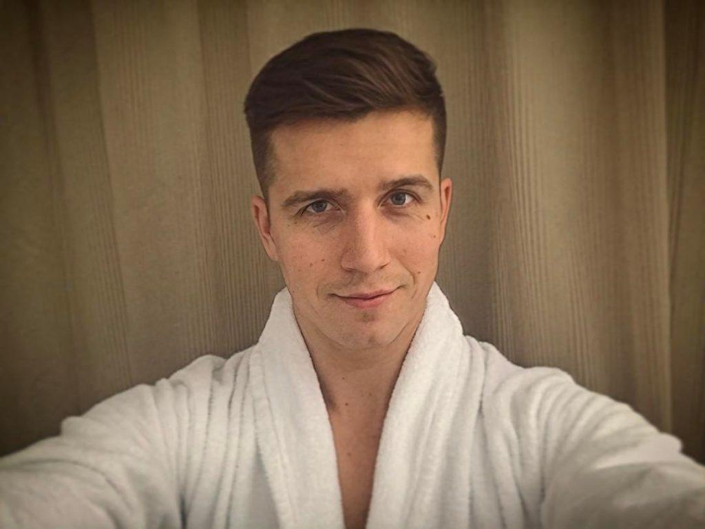 Денис Косяков приехал в Уфу