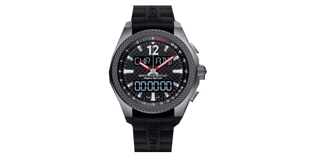 Часы Breitling for Bentley Supersports B55, цена по запросу