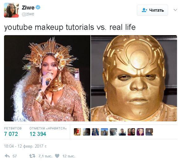 Идеальный макияж по Youtube-ролику: ожидание и реальность