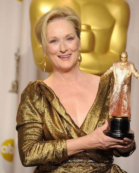 Новая статуэтка «Оскар»