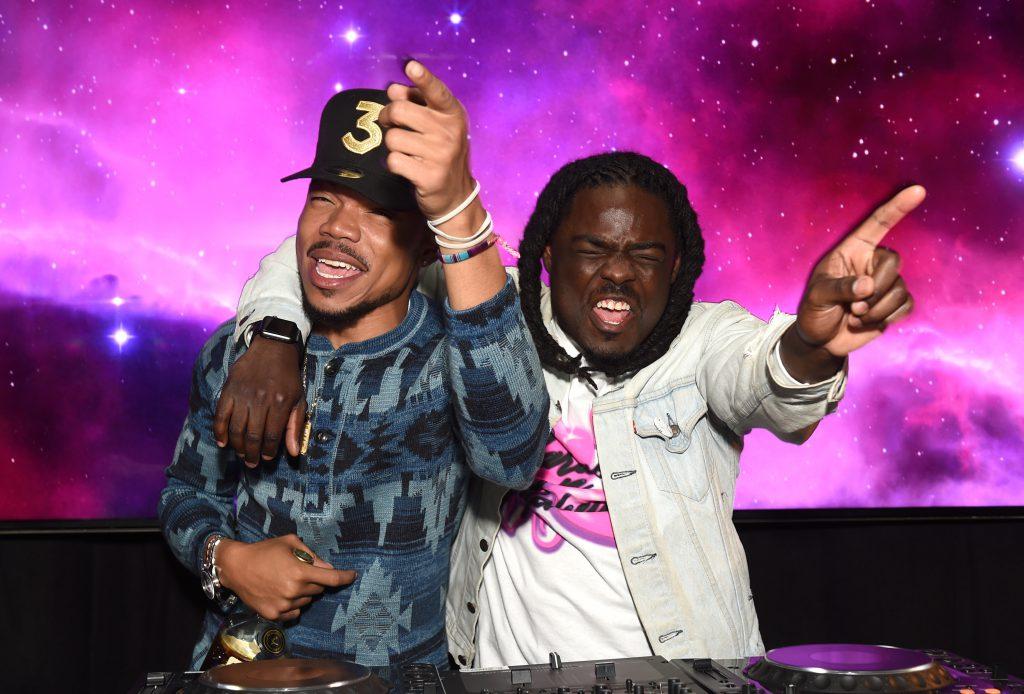 Chance The Rapper и DJ Oreo