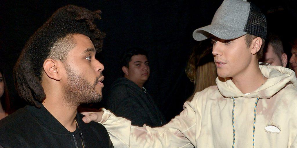 The Weeknd и Джастин Бибер