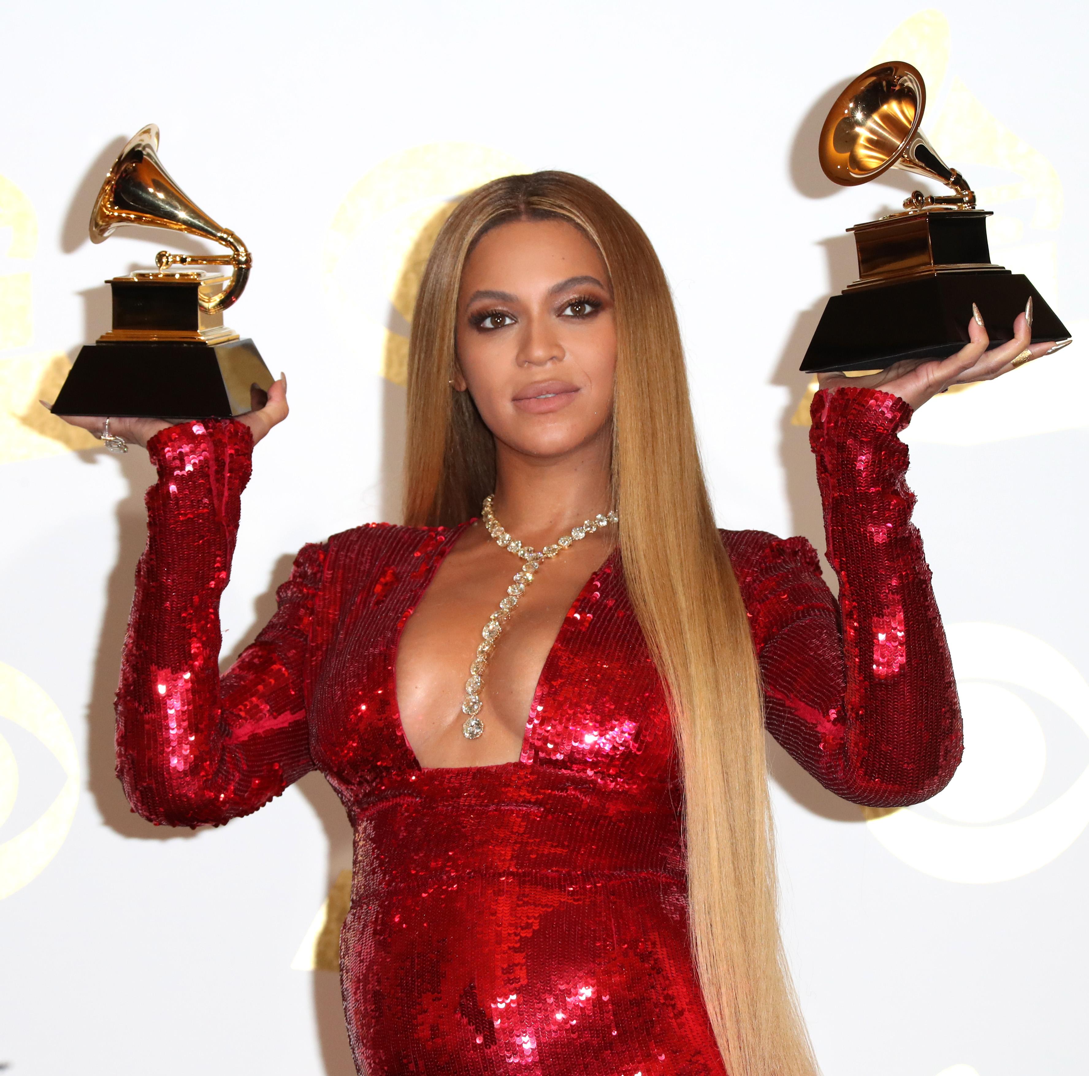Бейонсе выиграла только в двух номинациях