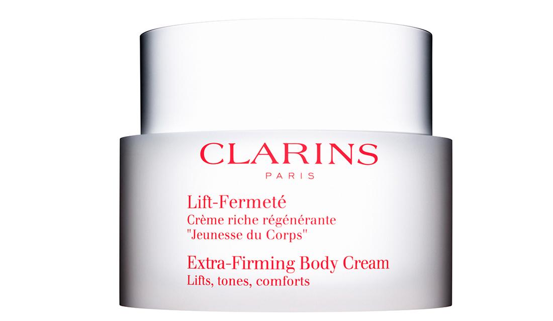 Clarins, Extra-Firming Body Cream, 2828 руб.
