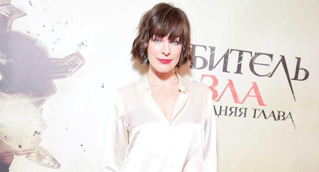 Мила Йовович